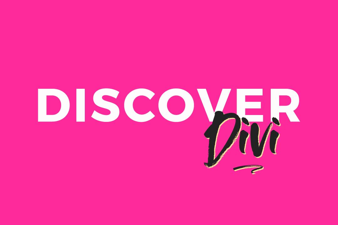Discover Divi