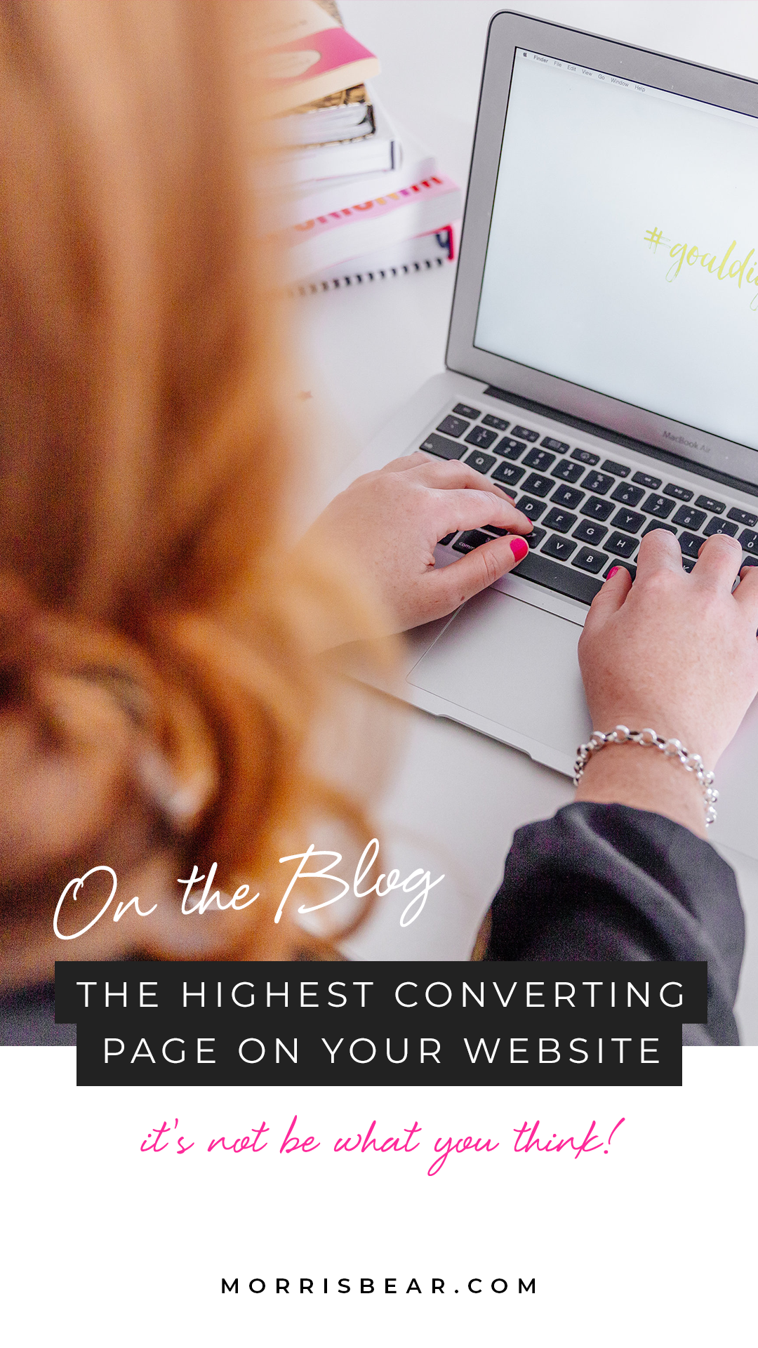 What's the highest converting page on your website? HINT: It's probably now what you think!