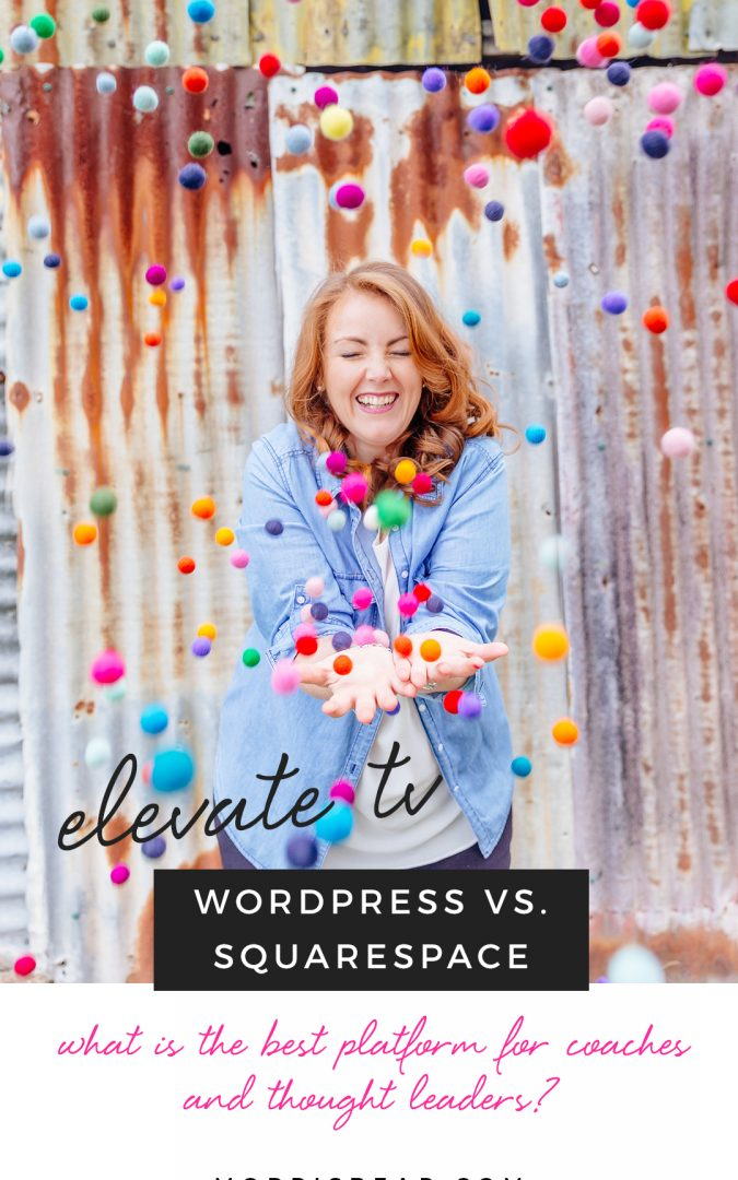 WordPress vs. Sqaurespace: Which is right for your online business?
