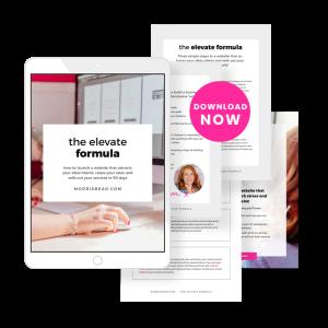 Website Design for Women Roadmap to success